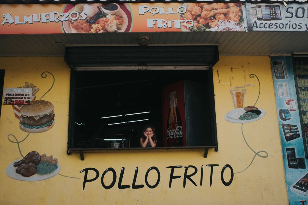 fried chicken shop in san jose costa rica