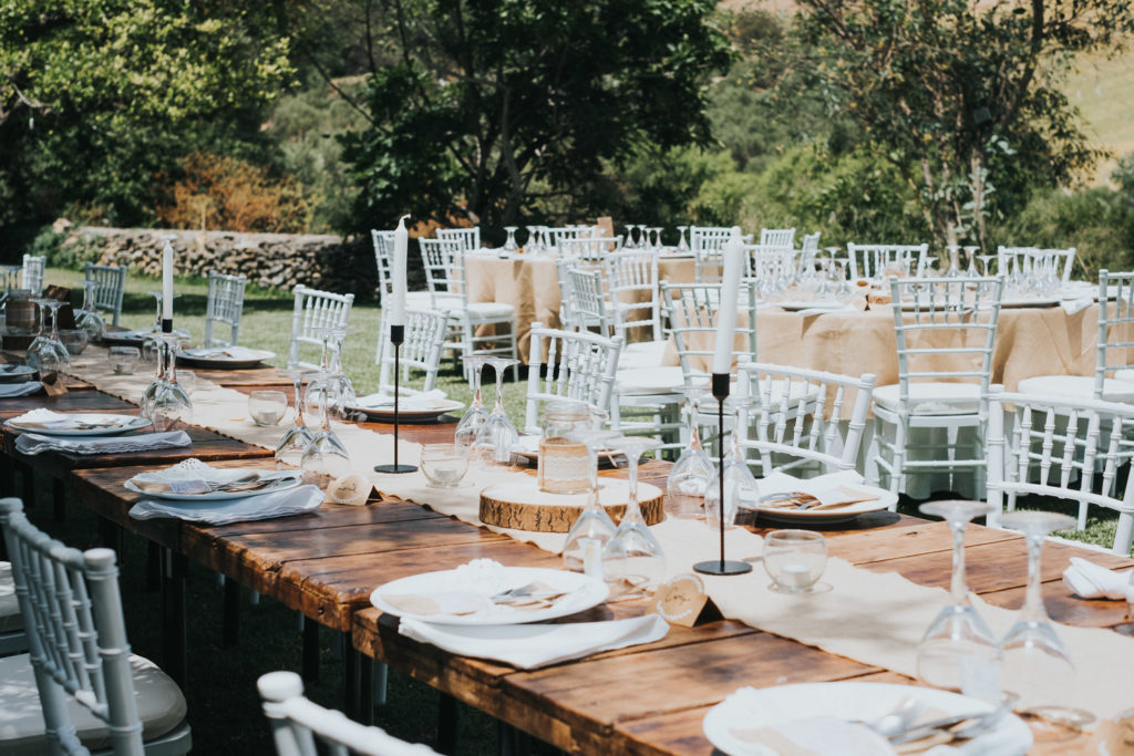 cortijo barranco jerez wedding photographer table settings