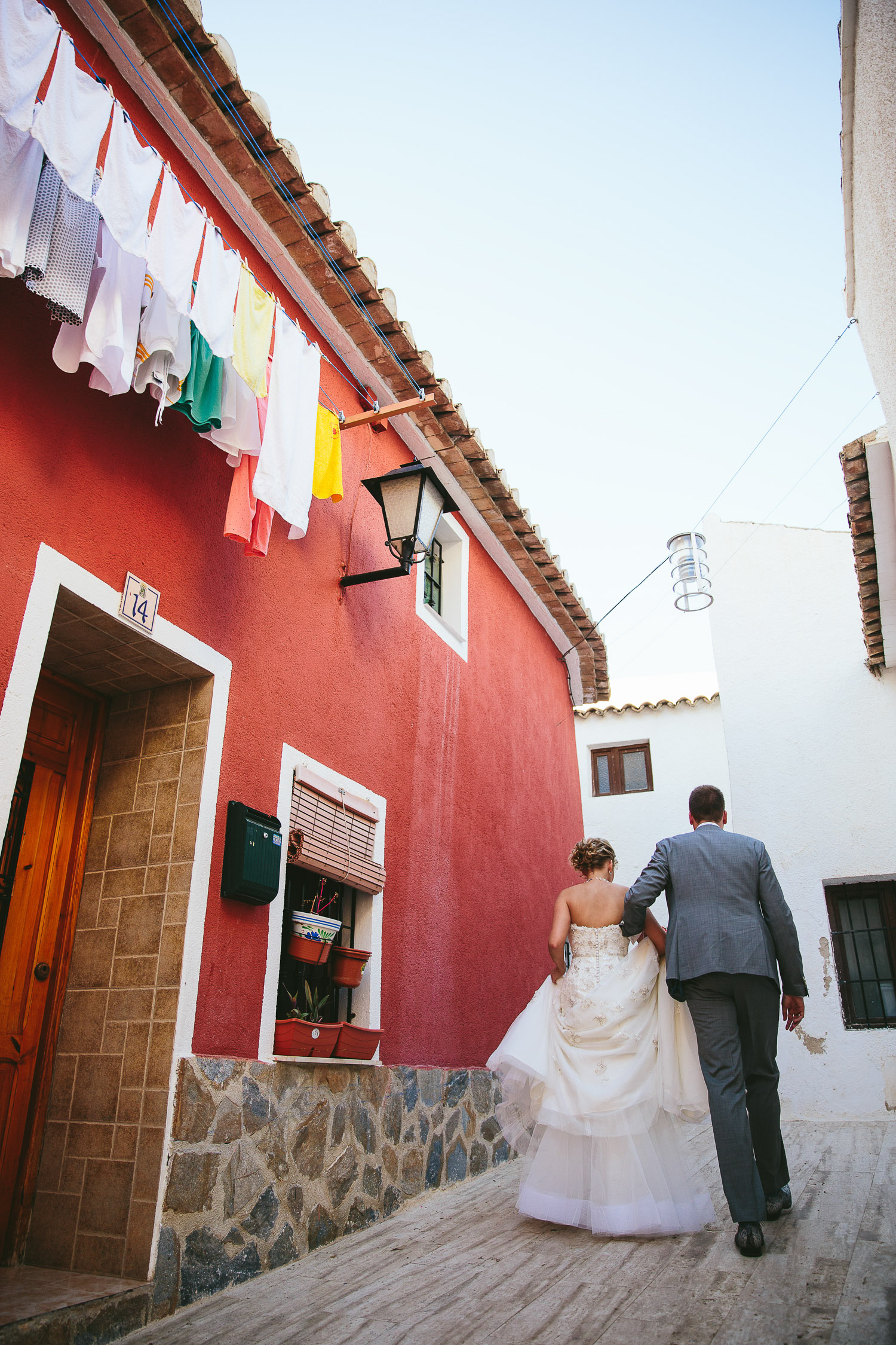 SOL Y MAR CALPE COSTA BLANCA WEDDING PHOTOGRAPHER